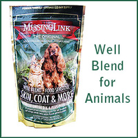MISSING LINK WELL BLEND for Animals 454g