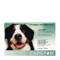 Capstar Tablets for Dogs > 11kg