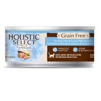 Holistic Select Cat Ocean Fish & Tuna Cans 156g x 24
