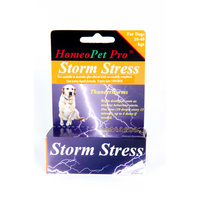 Homeopet Storm Stress 15ml.