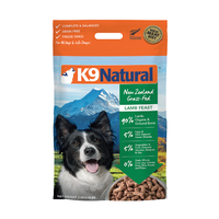 K9 Natural Freeze Dried 3.6kg (makes 14.4kg)