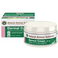 Natural Animal Solutions Dermal Cream 60gm