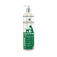 Natural Animal Solutions Herbal Shampoo for Sensitive skin 375ml