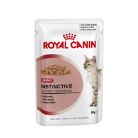 Royal Canin Adult Instinctive Pouches  12 x 85gm