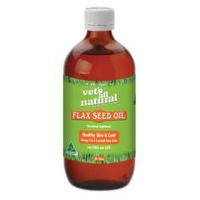 Vet's All Natural Flaxseed Oil 500ml