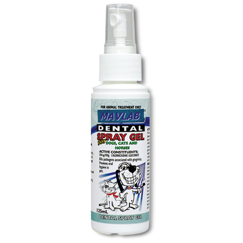 Mavlab Dental Spray Gel 125ml