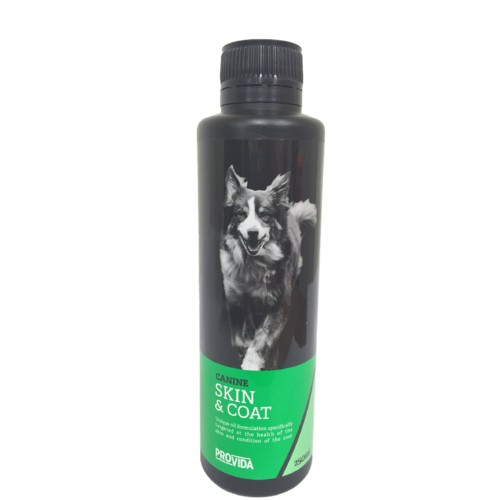 Provida Skin & Coat Oil for Dogs